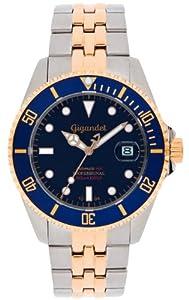 Gigandet G2-021 - Reloj para hombres, correa de acero inoxidable de Gigandet