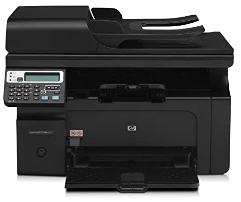 HP LaserJet Pro M1217nfw e-All-in-One Mono Laser Multifunktionsdrucker (A4, Drucker, Scanner, Kopierer, Fax, Wlan, Ethernet, USB, (Scanner A4 Lan)