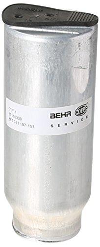 Preisvergleich Produktbild BEHR HELLA SERVICE 8FT 351 197-151  Trockner, Klimaanlage