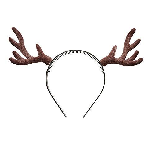 Ideen Weihnachten Party Kostüme (Rentiergeweih auf Haarreif)