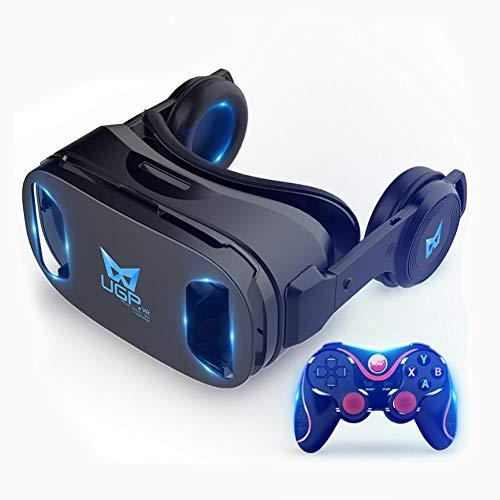 LSS Gläser VR VR Der Virtuellen Realität 3D VR Mit Somatosensorischem Spiel-Prüfer Für Smartphone 4.5-6.0 Zoll Stützen Android Und IOS