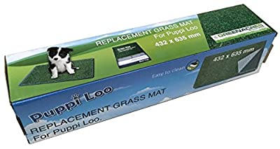 Greenacres Artificial Grass, Puppi Loo – Indoor / Outdoor Dog Toilet Training System