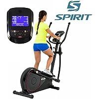 Preisvergleich für Spirit Profi Crosstrainer DRE 60 Ellipsentrainer Heimtrainer Fitness Ergometer