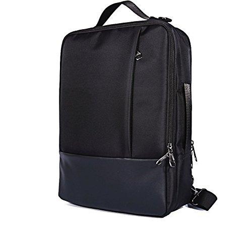 Oxford 3-in-1 Laptop-Rucksack/Umhängetasche / Umhängetasche für Surface Book 2 / HP ProBook 430 G5 / Envy x2 15 / EliteBook 840/1040 / ZBook x2 / Stream 14