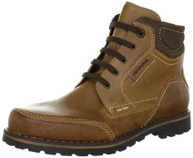 FRETZ men Salvador 7796.8141.39, Herren Boots, Braun (caramel 39), EU 48