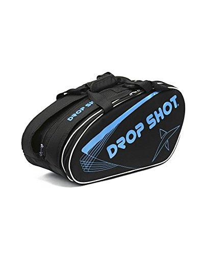 Drop Shot Draco Paletero Pádel, Unisex Adulto, Azul, M