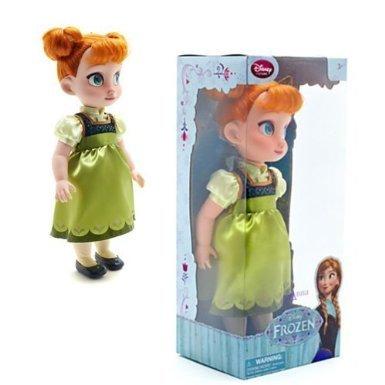 Puppe - Die Eiskönigin - völlig unverfroren ()