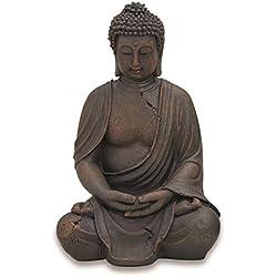 Figura De Buda Sentado Aprox. 40 cm De Alto