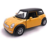 Welly Mini Cooper Model Car Producto en miniatura para automóvil con licencia 1: 34-1: 39 Red