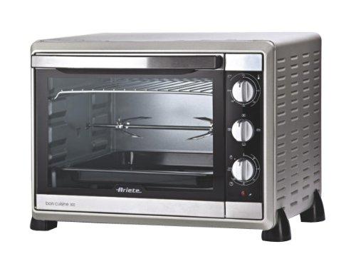 Ariete-Bon-Cuisine-300-Metal-Horno-para-asado-color-plateado-material-metal-potencia-1600-W