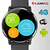 LEMFO LEM X - Ip67 Impermeabile Android 7.1 4G Smart watch telefono - Best Reviews Guide