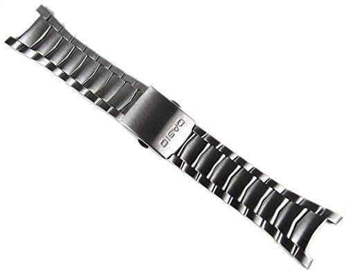Casio Ersatzband Uhrenarmband Edelstahl EFA-112D