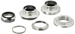 """XLC Comp taux d'accessoires HS S031"""", Mixte, 2500501200, silber, 26.4 mm"""
