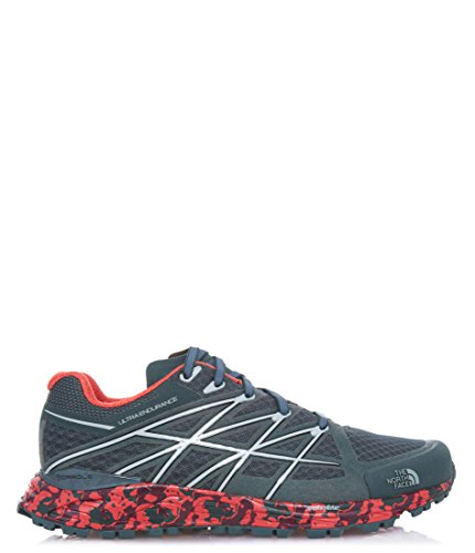 The North Face W Ultra Endurance, Chaussures de Trail Femme Blu (Drktsprc/Wrtirn)