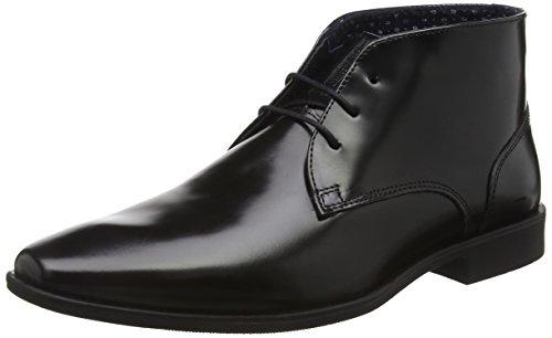 ben-sherman-regg-botines-para-hombre-negro-black-black-001-405-eu