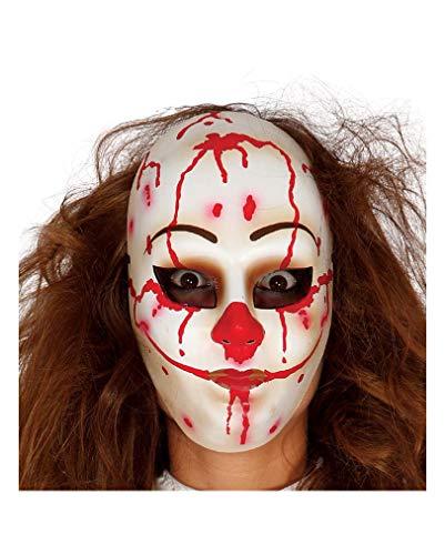 Horror-Shop Blutiger Clown ()