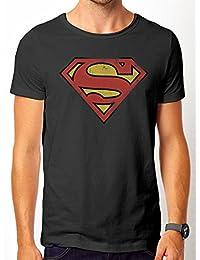 Superman Vintage Logo T-shirt anthracite