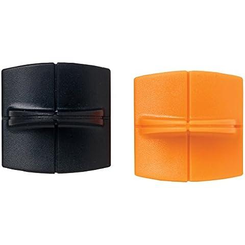 Fiskars TripleTrack - Cuchillas X2, corte recto y cotas