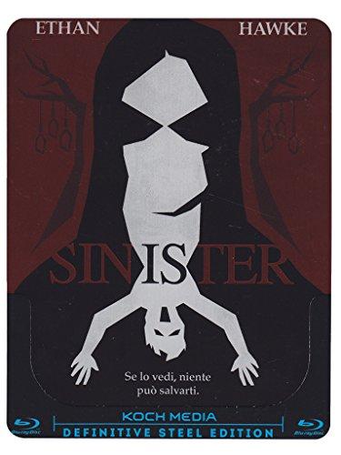 Sinister(steelbook)