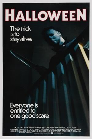 E CURTIS – Imported Movie Wall Poster Print – 30CM X 43CM Brand New (Halloween-dvd-cover)