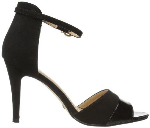 Buffalo 312339, Sandales femme Noir (Black 19)