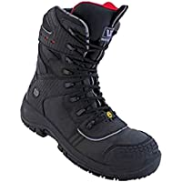 safety shoes SAFETY BOOTS WENAAS toe cap