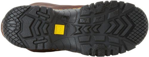 Dr. Martens R14116 Men's OUTL und Industrial ST Stiefel, schwarz, Teak Industrial Trailblazer