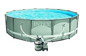 Intex IN28312 Ultra Kit de Piscine 4,27 x 1,22 m
