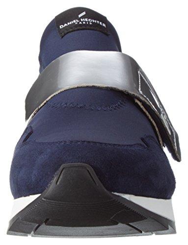 Daniel Hechter Damen Hj826736 Sneakers Blau (Navy)