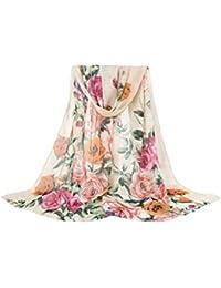 Amazon.fr   Foulards - Echarpes et foulards   Vêtements e3eacd2db64