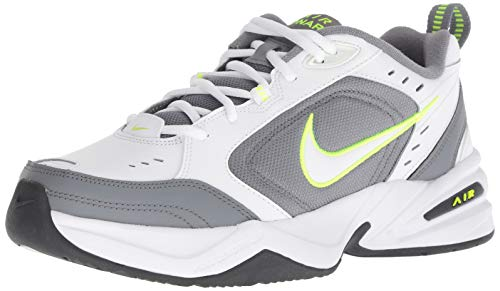 Nike Herren Air Monarch IV Gymnastikschuhe, Weiß