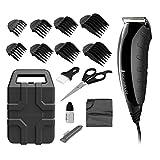 Remington HC5850 Virtually Indestructible Haircut Kit, Black by Remington Products