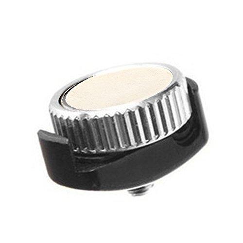 Beautyrain 1 Stück Superstarker Magnet Runde flache Fahrradspeichen Universal Zubehör installieren und reparieren