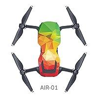 MML PVC Waterproof Sticker Drone Body Shell Protection Skin Decals For DJI MAVIC AIR