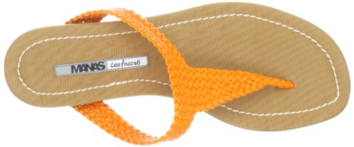 Manas positano 121L5118NM, Tongs femme TRB1Orange90