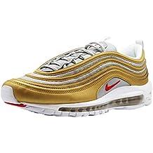 Nike Air Max 97 Gold - Scarpe da Ginnastica da Uomo 3063f134964