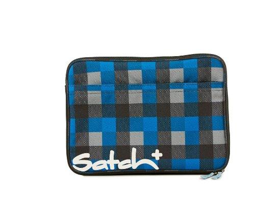 Preisvergleich Produktbild 'Satch–Ergobag Schutzhülle für iPad (9,7), verschiedene Farben–911karo dunkel blau Größe: Einheitsgröße