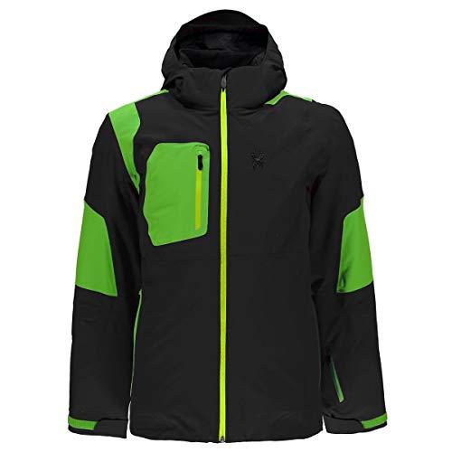 Spyder Legend Cordin Herren Ski Jacke schwarz M | 00889212814526