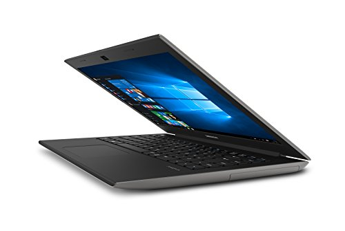 Medion Akoya S4219 MD 60754 355 cm 14 Zoll 100 % HD Notebook Intel Celeron N3160 4GB RAM 64GB thumb Speicher Intel HD Grafik office environment 365 personal Win 10 family home silber Notebooks