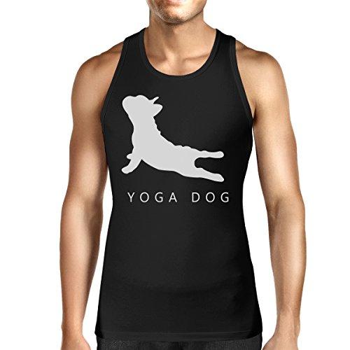 365 Printing Herren Pullunder Yoga Dog Unisex Tank Top