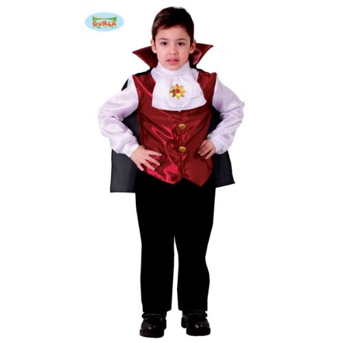 Guirca Costume Vampiro Conte Dracula Bambino Halloween