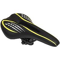 PedalPro Sella per mountain bike - Colori nero/giallo