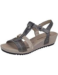 REMONTE Remonte Ladies Sandal R5757-90 White/Silver