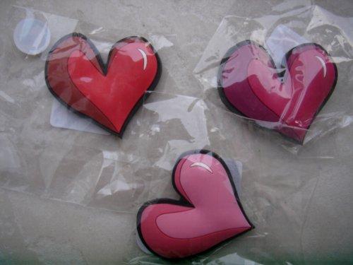 BRUNNEN Magnet LovelyHearts sortiert
