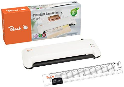 Peach Vorteils-Set PL750 Laminiergerät DIN-A4 & Trimmer PC100-04