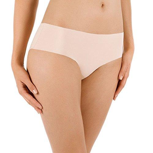 Calida Damen Cotton Silhouette Slip, Beige (Teint 895), 42 (Herstellergröße: S = 40/42) - Calida Cotton-slip