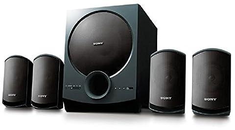 Sony SA-D10 4.1 Channel Multimedia Speaker System (Black)