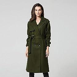 MO Fashion Coat Winter Coat Slim Jacket by MO