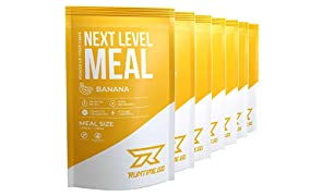 Runtime Meal Replacement   25 Vitamins, Minerals & Nutrients  Complete, Balanced   7-Pack (7X Banana)