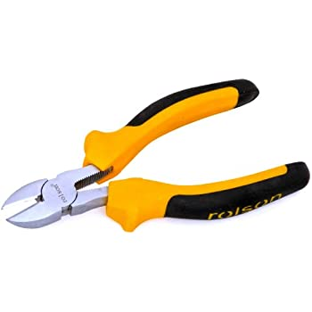 Silverline 427571 End Cutting Electronics Pliers Cutters 105mm Hand Tools